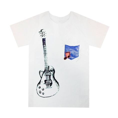 Camiseta Guitarra 8
