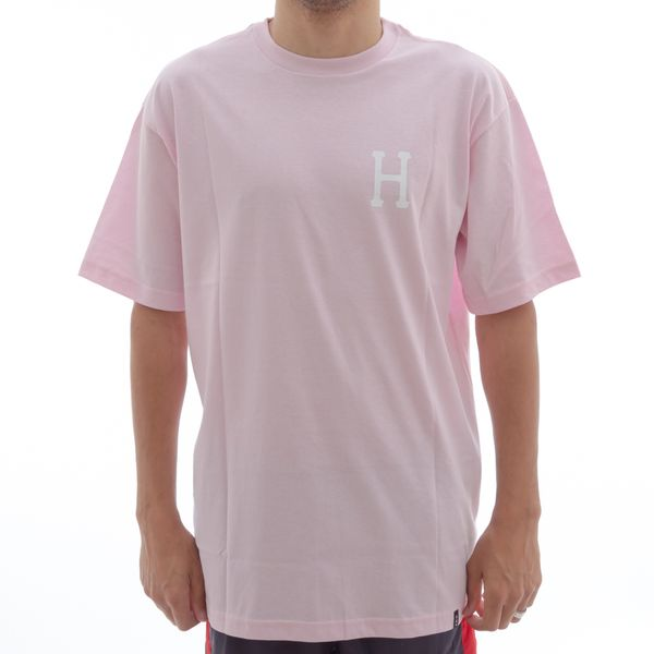 Camiseta Huf Classic Rose (P)