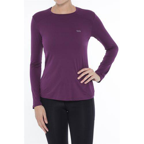Camiseta Ion UV Lady ML 18605 - Solo