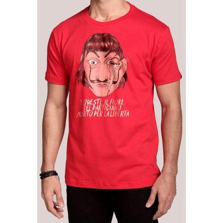 Camiseta La Casa de Papel P