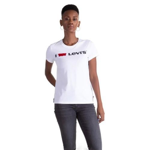 Camiseta Levis I Love - XS