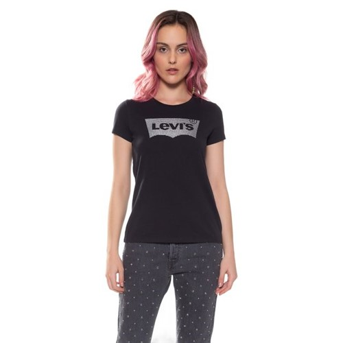 Camiseta Levis Logo Batwing Effect - M