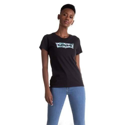 Camiseta Levis Logo Batwing - L