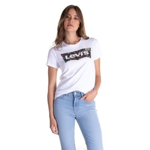 Camiseta Levis Logo Batwing - XS