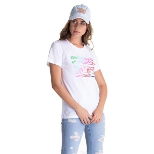 Camiseta Levis Logo 2 Horse - L