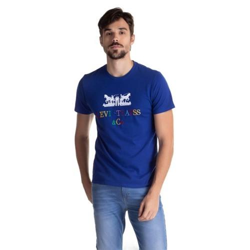 Camiseta Levis Logo 2 Horse - XL