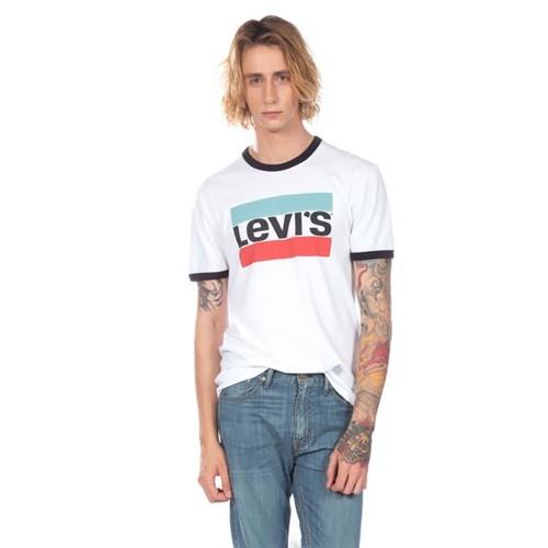 Camiseta Levis Logo Sportswear Retro - XXL