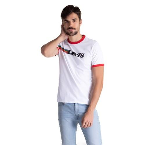 Camiseta Levis Ringer - M