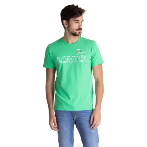 Camiseta Levis Set In Neck 2 - XL