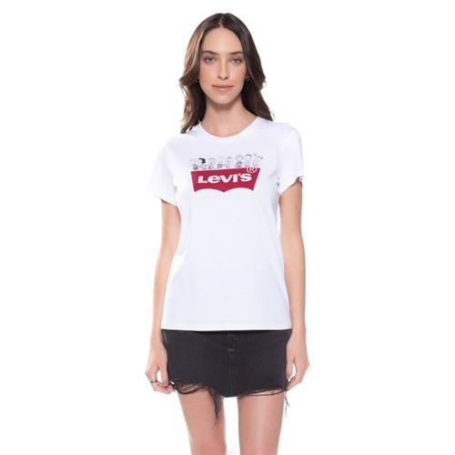 Camiseta Levis Logo Batwing Snoopy Camiseta Levis The Perfect Snoopy - M