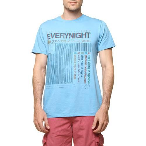 Camiseta Limits Everynight Branco M