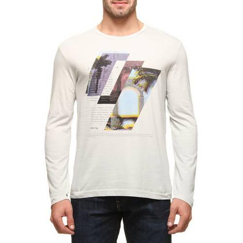 Camiseta LIMITS Ml Laundry