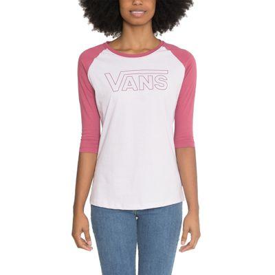 Camiseta Line V Raglan - G