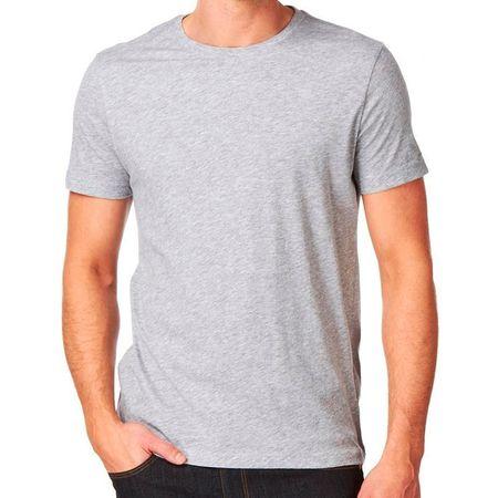 Camiseta Lisa Cinza - P