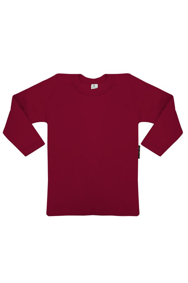 Camiseta Manga Comprida Ribana - Bb Básico 06 - ROSA PINK