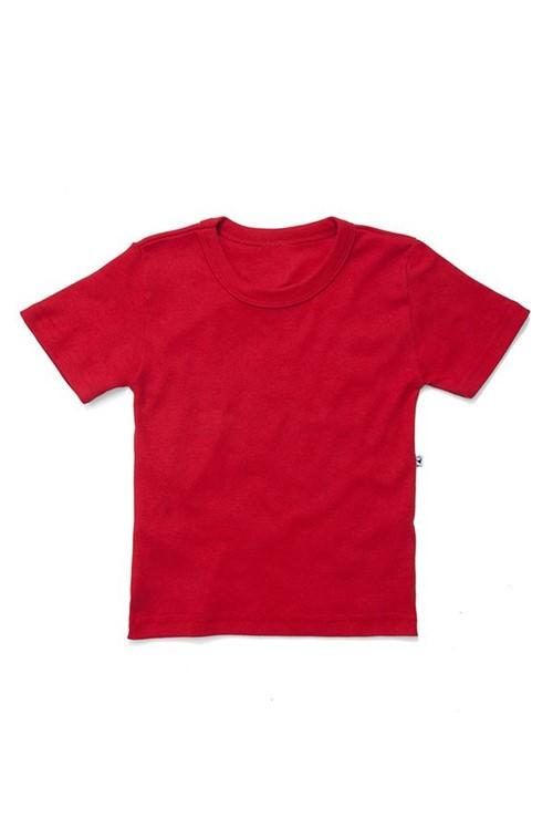 Camiseta Manga Comprida Ribana - Bb Básico 08 - ROSA PINK
