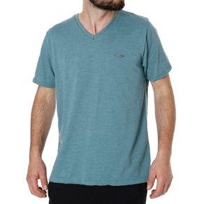 Camiseta Manga Curta Masculina no Stress Verde G