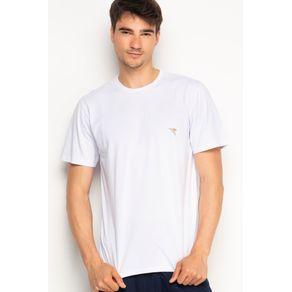 Camiseta Masculina Avulsa V-Branco 12000 GG