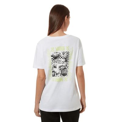 Camiseta Mc Lady Vans Sting D - G