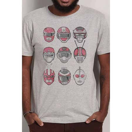 Camiseta Museu de Heróis P
