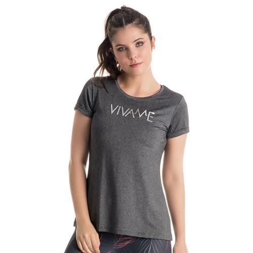 Camiseta Nature Cinza Escuro/P