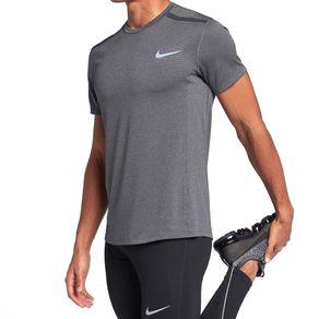 Camiseta Nike Mc Brthe Cinza Masculina M