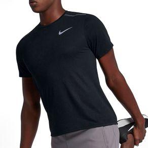 Camiseta Nike Mc Tailwind Preta Homem G