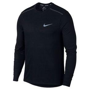 Camiseta Nike Ml Tailwind Preta Homem G