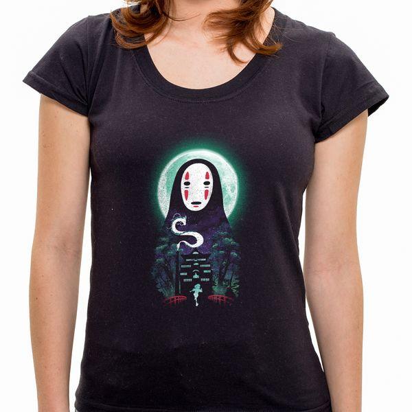 Camiseta no Face - Feminina Camiseta no Face - Masculina - P