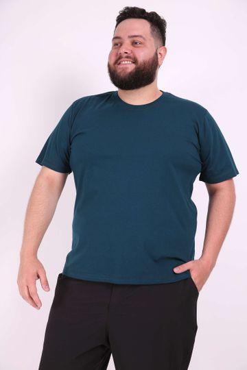 Camiseta Plus Basica Azul P