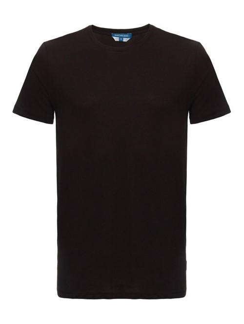 Camiseta Premium Pima Preta Tamanho PP