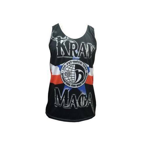 Camiseta/Regata - Krav Magá - Duelo Fight.