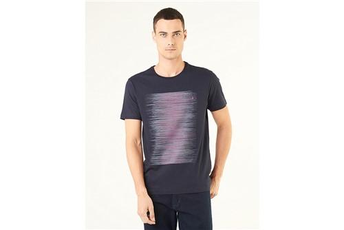 Camiseta Ruídos - Marinho - P