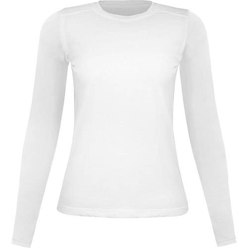 Camiseta Silver Fresh Ml Fem - Curtlo Pp - Bca