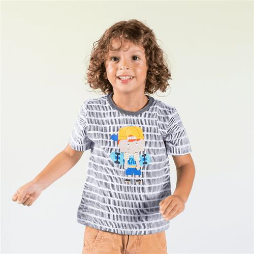 Camiseta Skatista Legal Bco e Preto/1 e 2