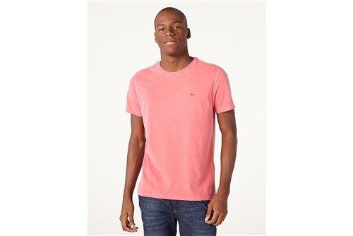 Camiseta Stone Básica - Vermelho - G