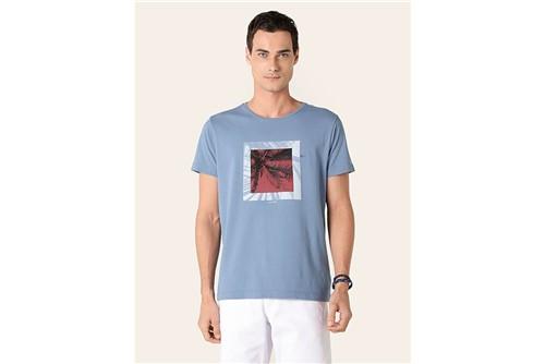 Camiseta Summer - Azul - P