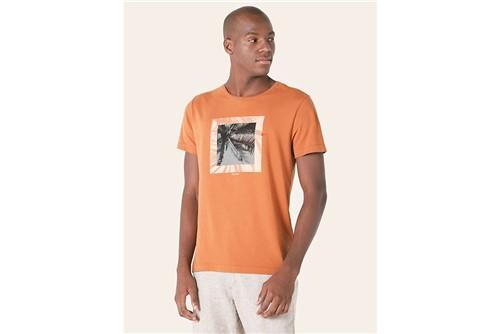 Camiseta Summer - Caramelo - P