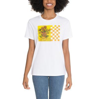 Camiseta Sunflower Boyfriend Tee - G