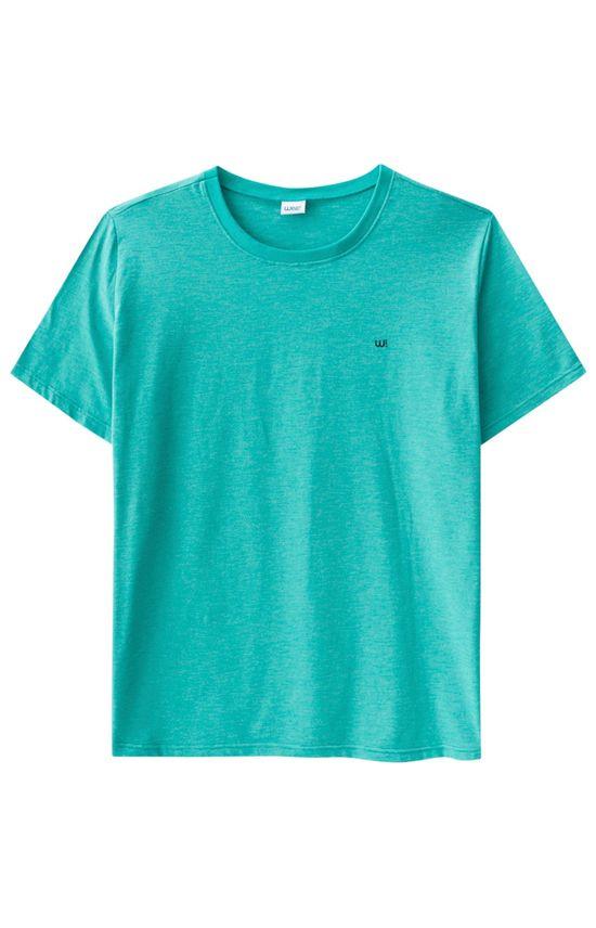 Camiseta Tradicional Bordado Wee! Verde - M