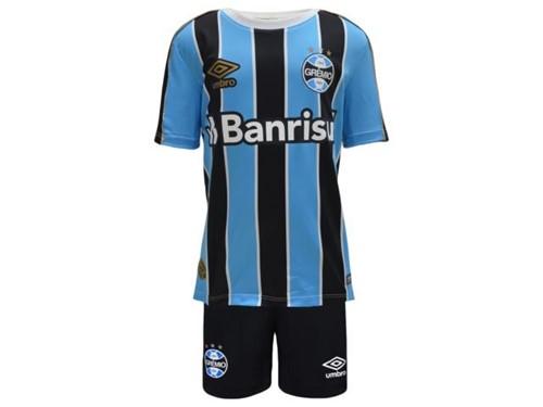 Camiseta Umbro Grêmio Infantil C/Calção 2019/