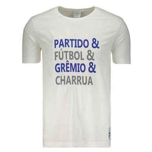 Camiseta Umbro Grêmio Lettering