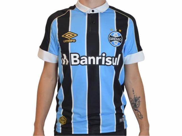 Camiseta Umbro Grêmio Masc. 2019/20