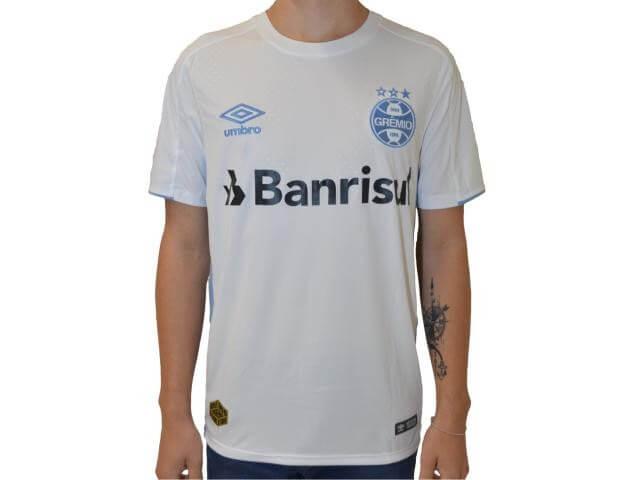 Camiseta Umbro Grêmio OF.2 2019/20