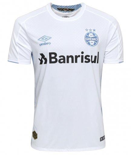Camiseta Umbro Grêmio Of.2 2019 (Classic) 3G160773 3g160773