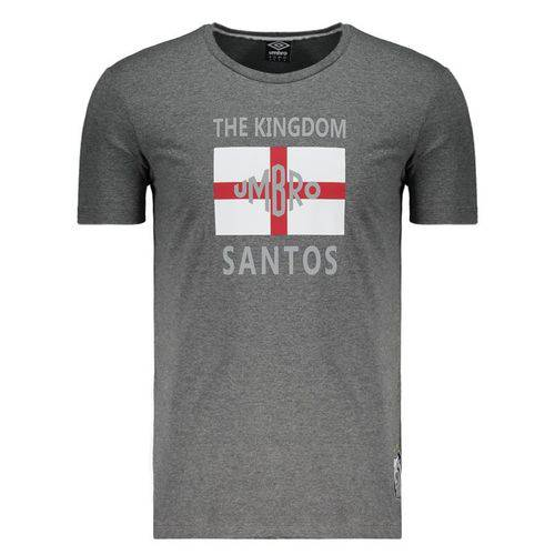 Camiseta Umbro Santos The Kingdom