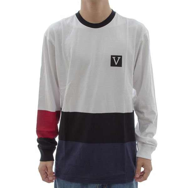 Camiseta Vans Chima Colorblock (P)