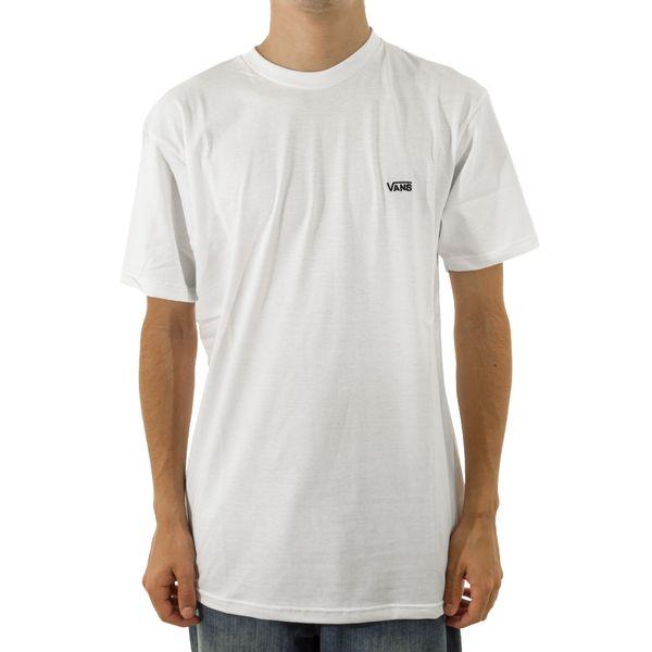 Camiseta Vans Core Basics White (P)