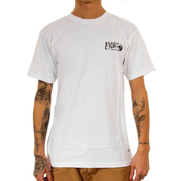 Camiseta Vans Half Cab XXV White (P)