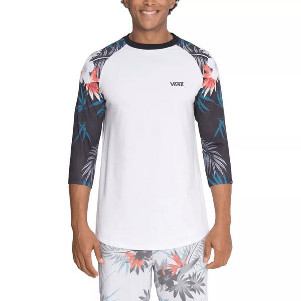 Camiseta Vans Peace Out Floral Camiseta Vans Peace Out Floral (M)